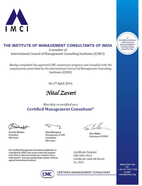 Awards & Recognition | Business Consultant